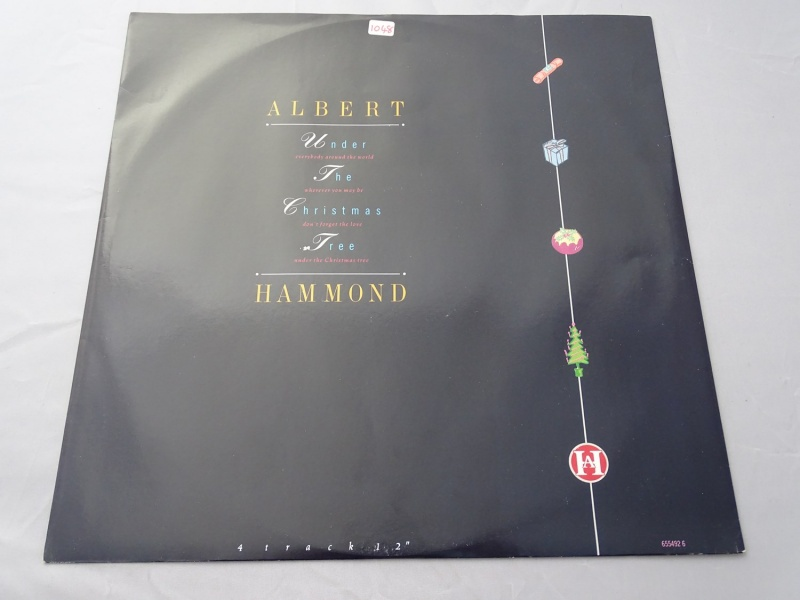 Under The Christmas Tree Albert Hammond