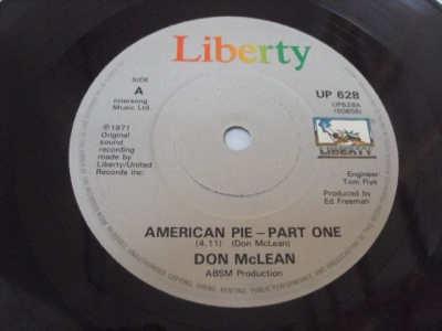 DonMclean AmericanPiePart1And21