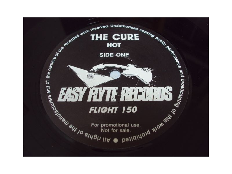 The Cure - Hot (Bootleg) (LP)